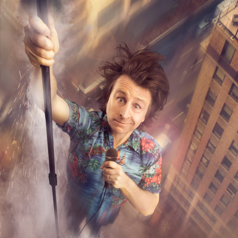 Milton Jones: Milton Impossible at De La Warr Pavilion