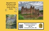 National Garden Scheme Open Day at Herstmonceux Castle