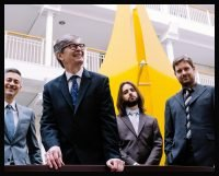 On the Road with the Darius Brubeck Quartet at Ropetackle Arts Centre