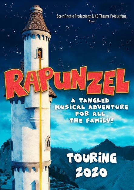 Rapunzel at Chequer Mead Theatre