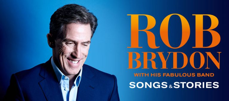 Rob Brydon - Songs and Stories at De La Warr Pavilion