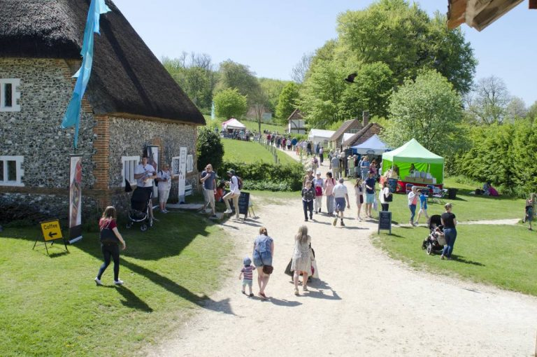 Spring Food Festival at Weald & Downland Museum