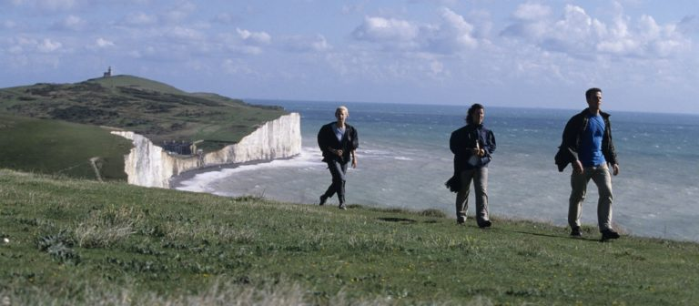 Spring Nature Trail at Birling Gap