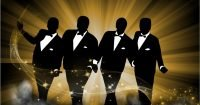 The American Four Tops at Chequer Mead Theatre