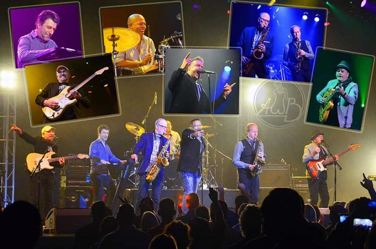 The Average White Band at De La Warr Pavilion