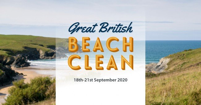 The Great British Clean with MCS at Birling Gap