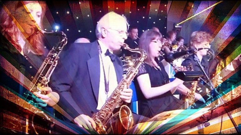 The Conchord Big Band at Chequer Mead Theatre