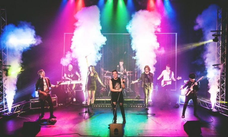 The History of Rock at Chequer Mead Theatre