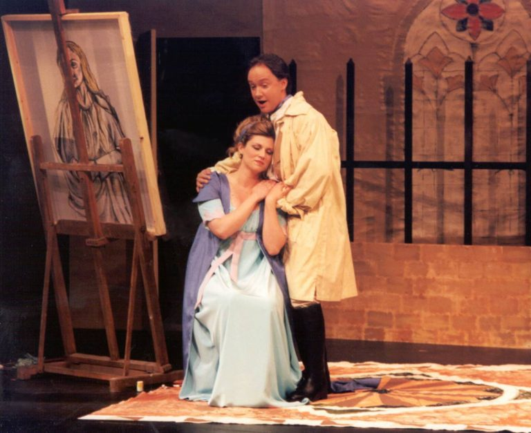 Tosca at Weald & Downland Museum