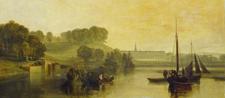 Turner at Petworth House