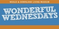Wonderful Wednesdays at Weald & Downland Museum