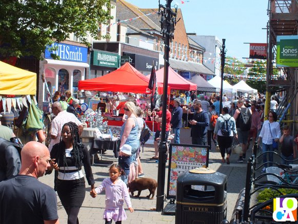 Littlehampton Town Artisan Market All Things Seaside Special