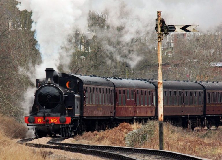 Branch Line Weekend at Bluebell Railway