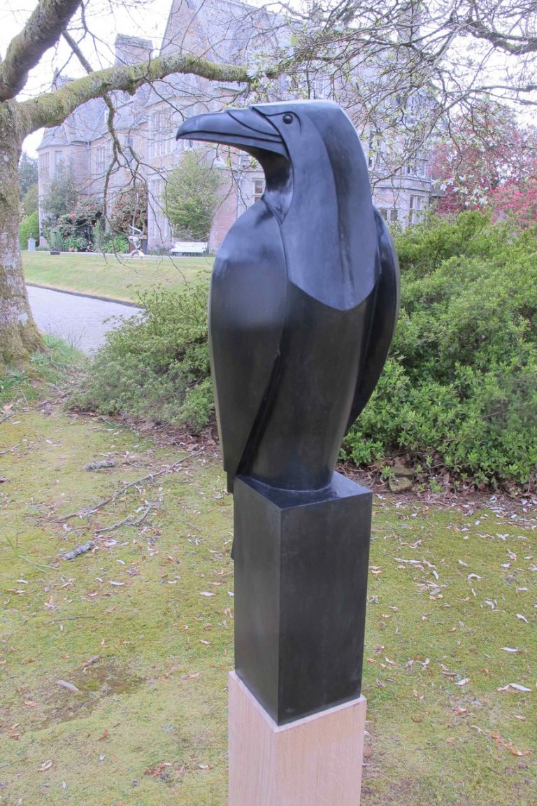 Sculpture Trail 2020 at Amberley Museum
