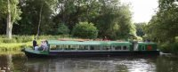 Mothering Sunday Relaxers on Wey & Arun Canal