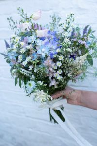 Mothers Day Bouquet Making Workshop at Anne of Cleves House