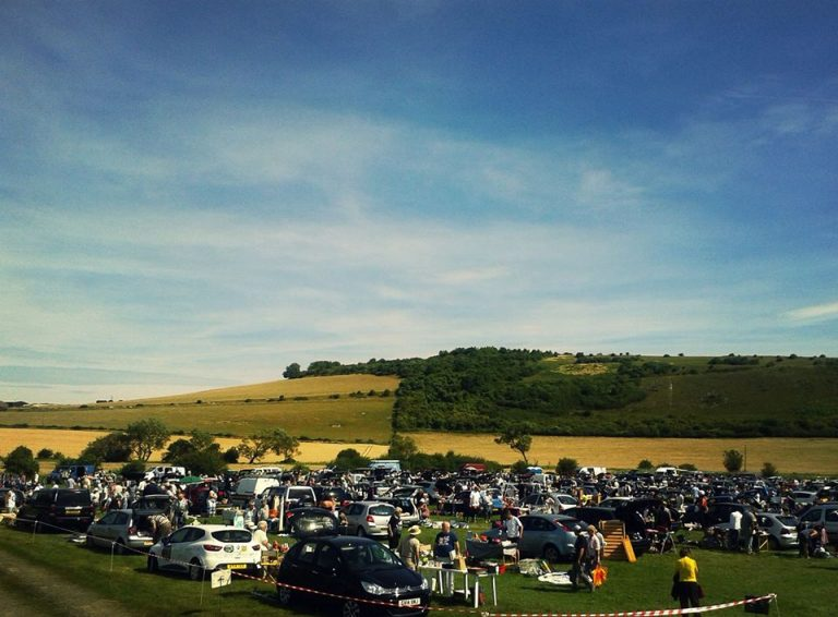 Shoreham Flyover Car Boot Sale
