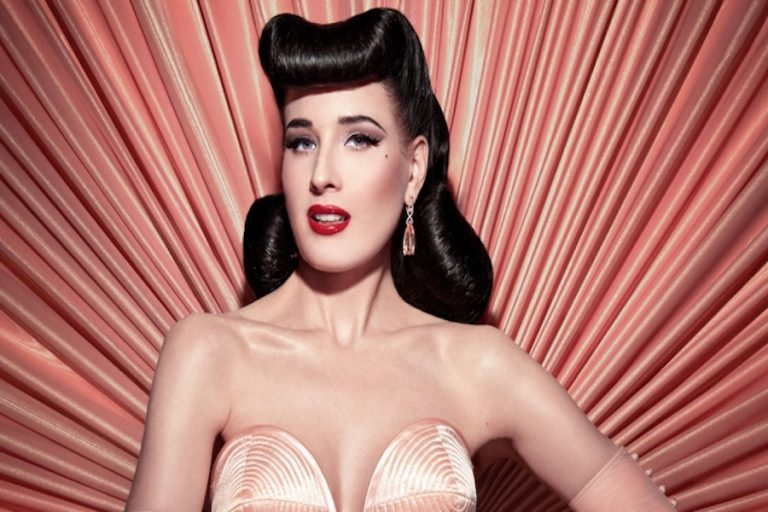 Dita Von Teese - Glamonatrix at Brighton Dome