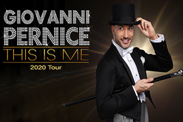 Giovanni Pernice at The Hawth