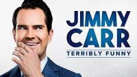 Jimmy Carr: Terribly Funny at The Hawth