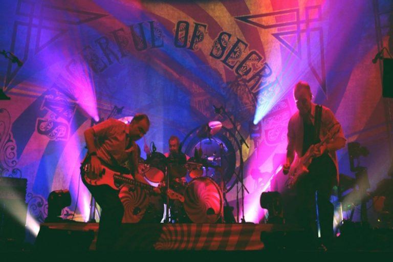 Nick Masons Saucerful of Secrets at Brighton Dome