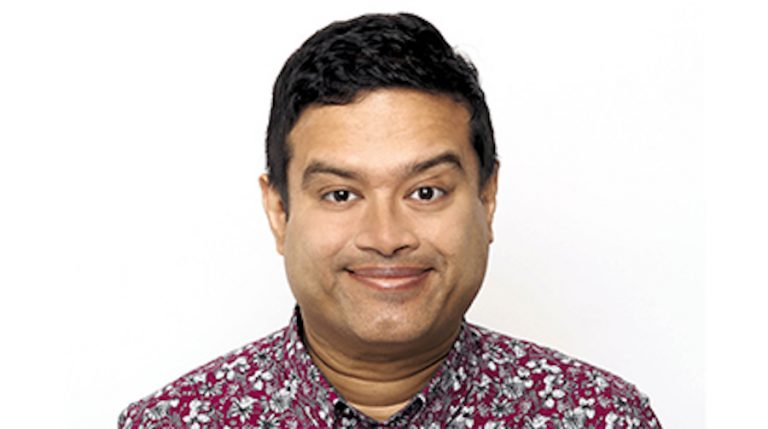Paul Sinha at The Hawth