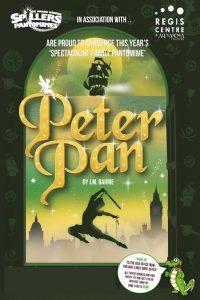 Peter Pan Pantomime at Regis Centre