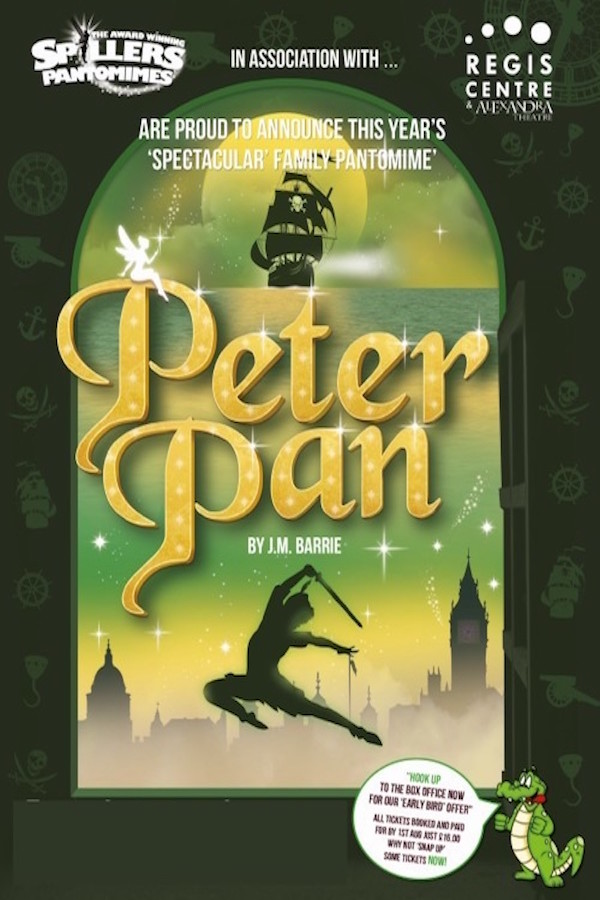 Peter Pan Pantomime at Regis Centre