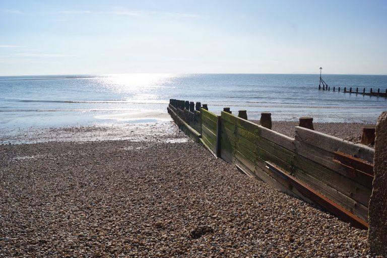 Selsey Hillfield Road Beach