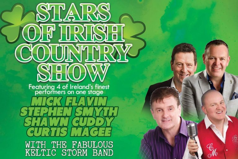 Stars of Irish Country Show at Regis Centre