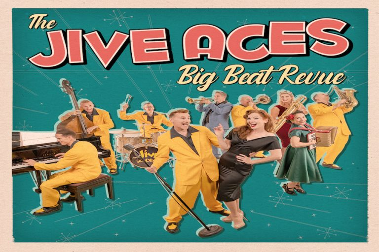 The Jive Aces Big Beat Revue at Royal Hippodrome