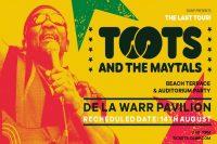 Toots & The Maytals at De La Warr Pavilion