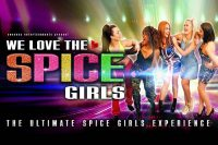 We Love The Spice Girls at Regis Centre