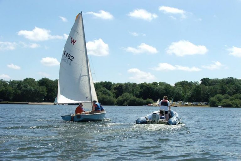 Weir Wood Sailing Club