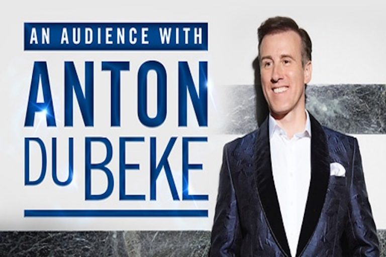 An Audience with Anton Du Beke at Theatre Royal