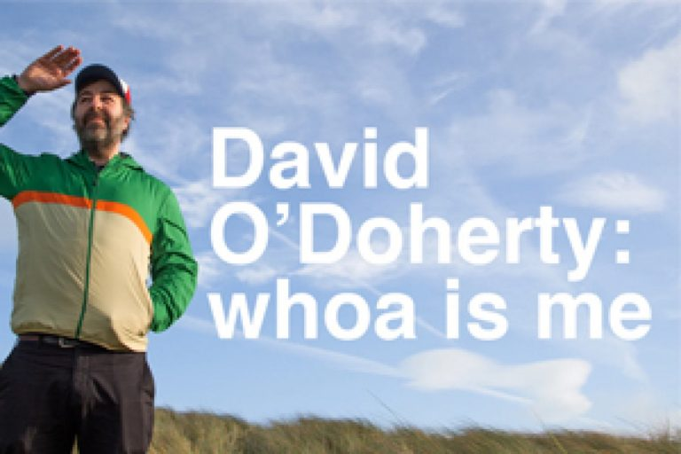 David O'Doherty - whoa is me at Theatre Royal