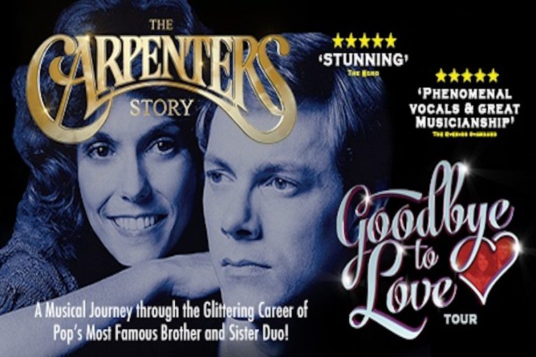 The Carpenters Story at Theatre Royal