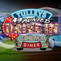 Haunted Drive-In Cinema at Tulleys Farm