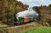 Off The Rails at Bluebell Railway