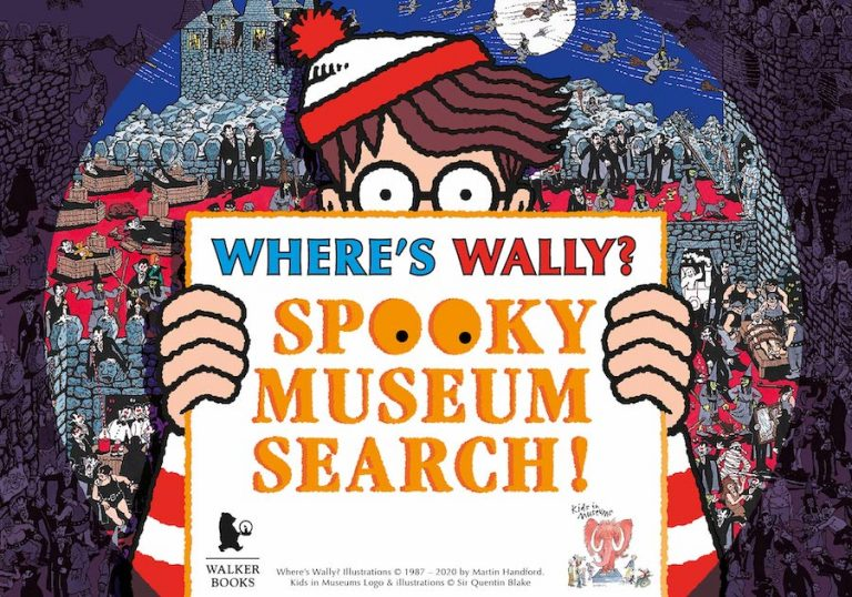 Where's Wally Half-Term Fun at Amberley Museum