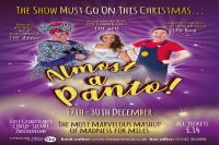 Almost A Panto at Chequer Mead Theatre
