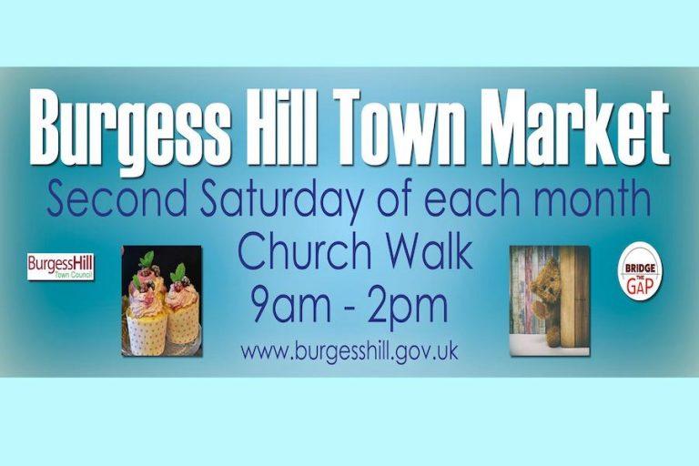 Burgess Hill Town Market