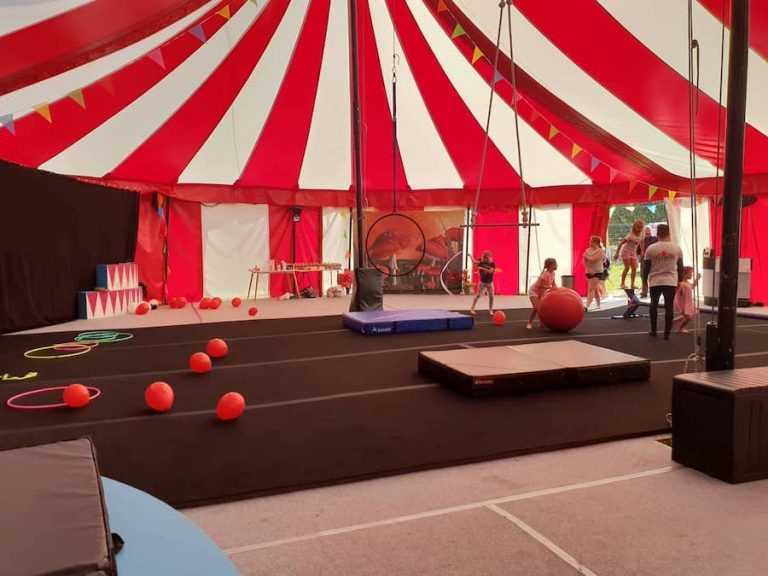 East Sussex School of Circus Arts