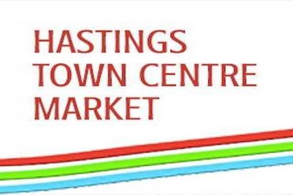 Hastings Town Centre Market