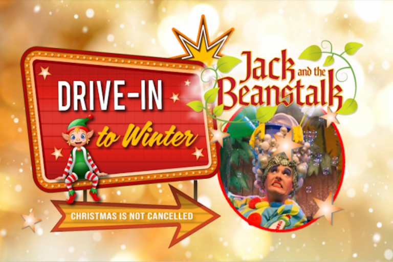 Indoor Drive-In Panto at South of England Event Centre