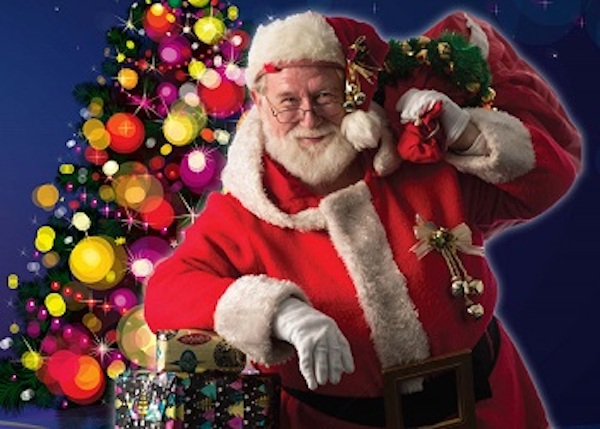 Meet Father Christmas at The Novium Museum