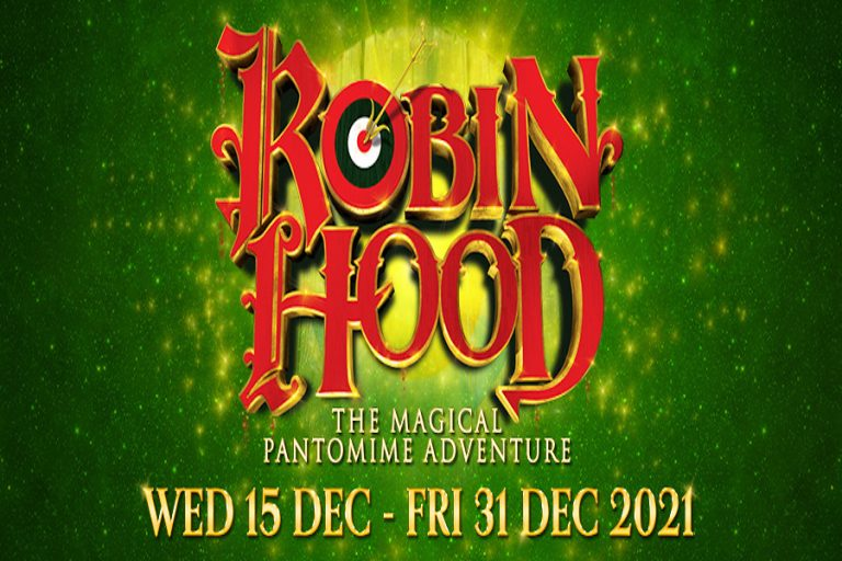 Robin Hood Pantomime at White Rock Theatre
