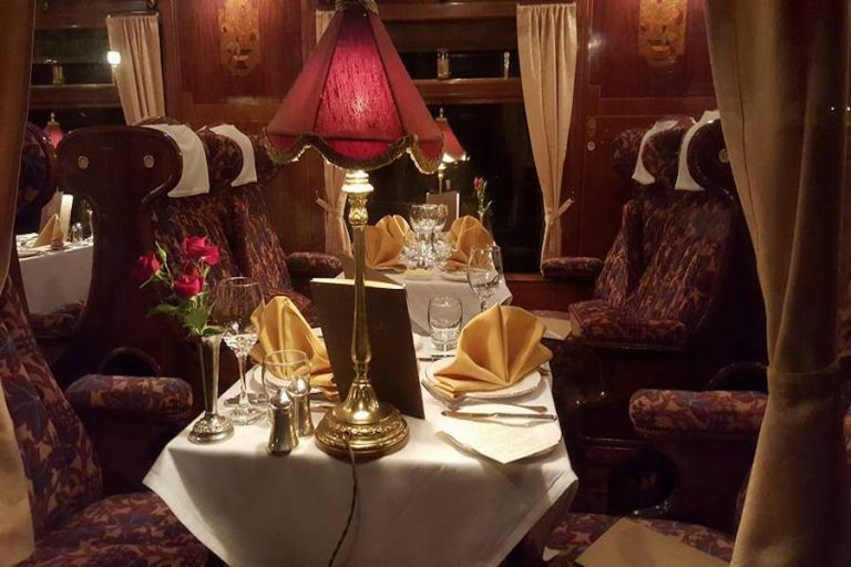 New Year's Eve Gala Luncheon on Bluebell Railway