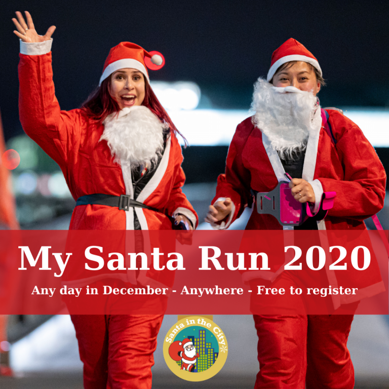 My Santa Run 4 Sight