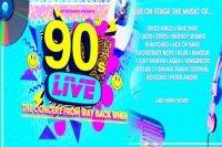 90s Live at White Rock Theatre